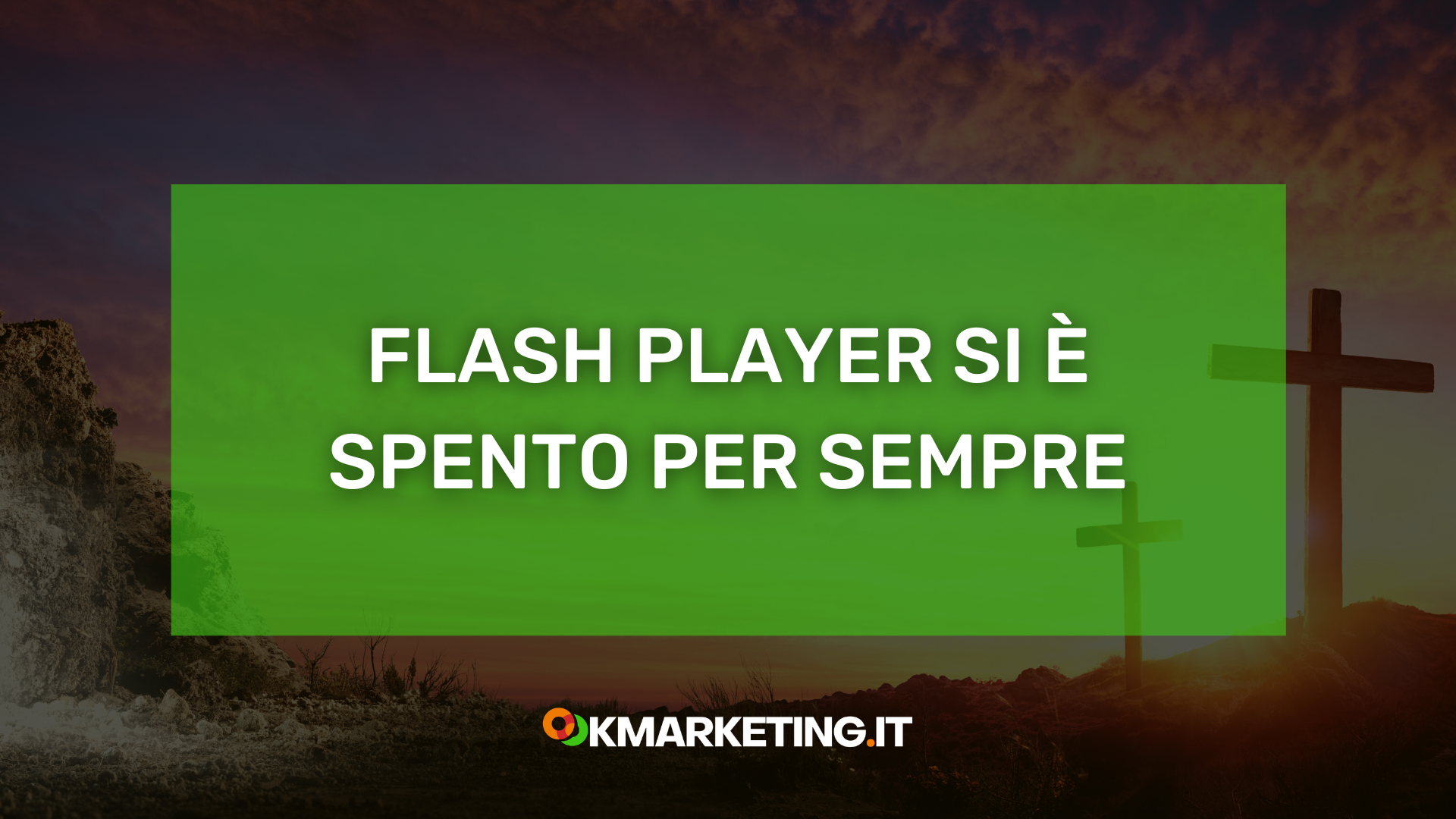 Flash Player si è spento per sempre, e con lui milioni di siti